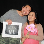 Gender Reveal Portrait Studio